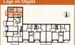 Lage der Wohnung im Fürstenhof