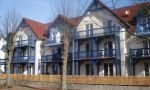 die Villa Quisisana befindet sich im Ortsteil Graal