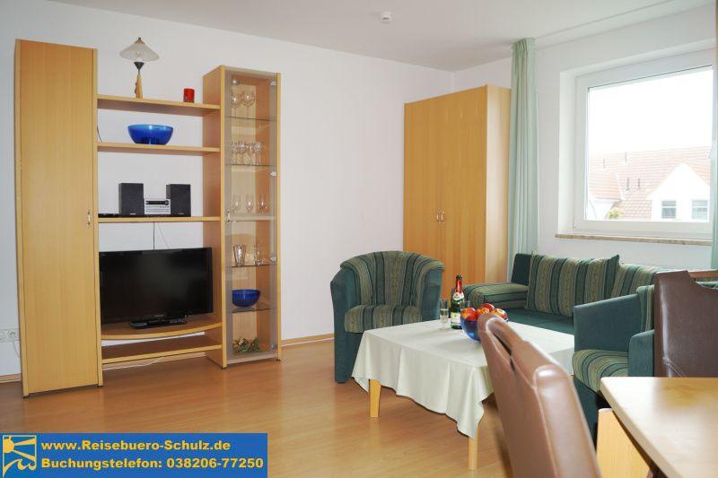 Appartement Im Ferienobjekt Graal Muritz E06