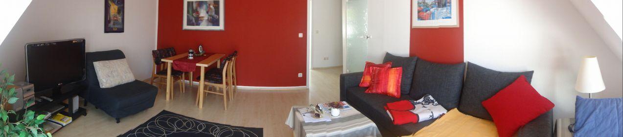 ferienwohnung kastanie 1 2 etage. Black Bedroom Furniture Sets. Home Design Ideas